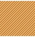 Wooden textured background vector image vector image