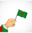 bangladesh independence day vector image vector image