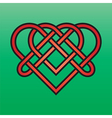 Celtic Endless Knot vector image vector image