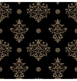 Royal seamless pattern baroque vector image vector image
