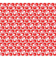 small circle pattern vector image vector image