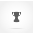 cup champion icon vector image