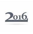 logo 2016 vector image vector image