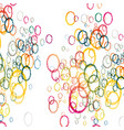 seamless abstract background vector image vector image