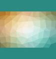 abstract irregular polygonal background vector image