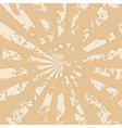 beige grungy background vector image