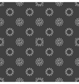 bacterium seamless pattern vector image vector image
