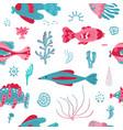 Scandinavian style seamless pattern