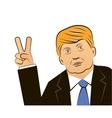 March 11 2016 Donald Trump portrait