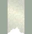 abstract geometric pattern waveline wallpaper vector image vector image