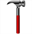 hammer vector image vector image