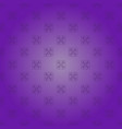 lilac gradient background with a pattern of shapes vector image