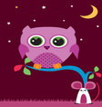 OWL-IN-THE-NIGHT-1 vector image