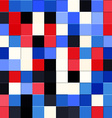 Abstract squares background EPS10 vector image vector image