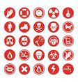 Work protection various icons vector | Price: 1 Credit (USD $1)