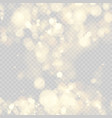 festive background with defocused lights effect vector image