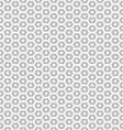 pattern with hexagons vector image