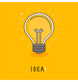 idea concept vector image