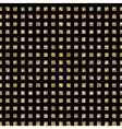seamless gold glitter pattern vector image