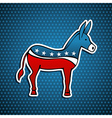 USA Democratic Party donkey