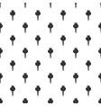 poppy icon simple style vector image