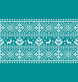 of folk seamless pattern ornament vector image