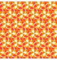 Abstract seamless background Mosaic vector image