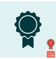 Award icon isolated vector image