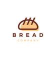 bread bakery logo icon