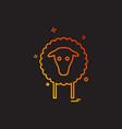 Sheep icon design