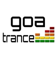 Goa Trance Dj Equalizer Music Volume - alpha clear vector image