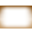 Brown Copyspace Background vector image vector image