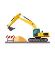 Construction equipment and machinery - excavator