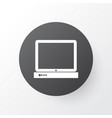 desktop computer icon symbol premium quality