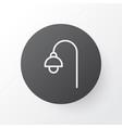 street light icon symbol premium quality isolated vector image