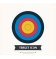 Target -Icon - Stock vector image vector image