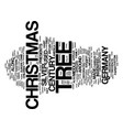 the christmas tree text background word cloud