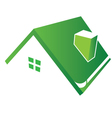 house roof vector image