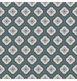 seamless geometric quatrefoil rosette vector image vector image