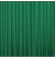 fabric curtains vector image