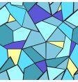 mosaic pattern vector image vector image