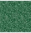 Arrow seamless pattern vector image