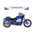 motorcycle Moto bike isolated vector image vector image
