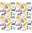 africa cartoon pattern