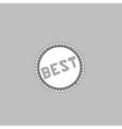 Best computer symbol vector image vector image