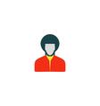 Rastafarian Icon vector image