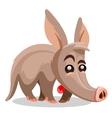 Aardvark A cartoon vector image