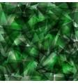 emerald pattern seamless vector image