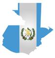 Guatemala Flag vector image