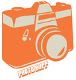 Photo Buff vector image vector image